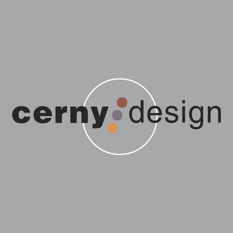 Cerny Design vector logo