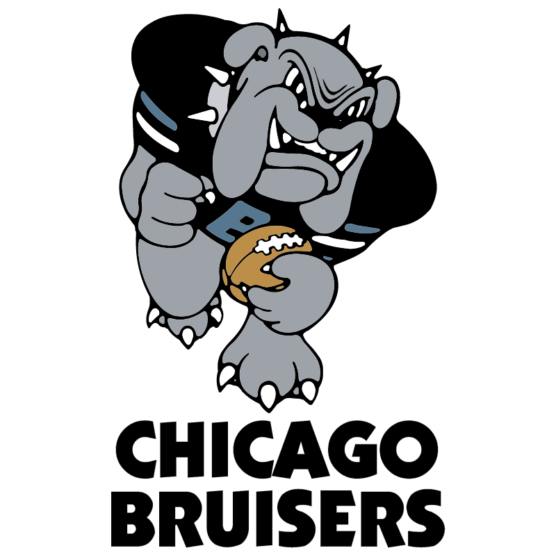 Chicago Bruisers vector logo