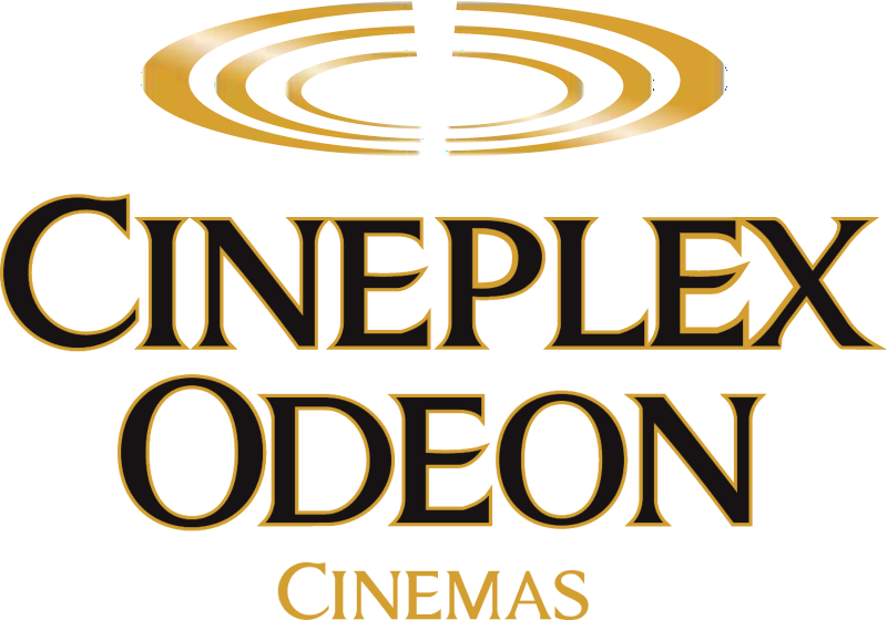 Cineplex Odeon Cinemas vector