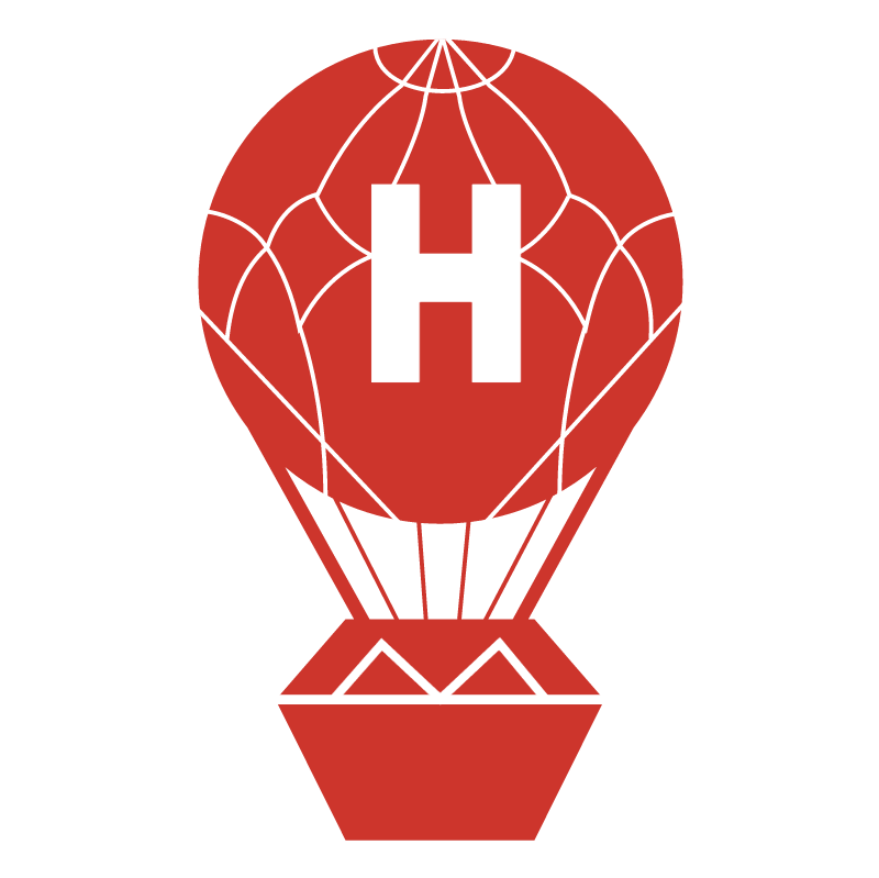 Club Atletico Huracan de General Madariaga vector logo