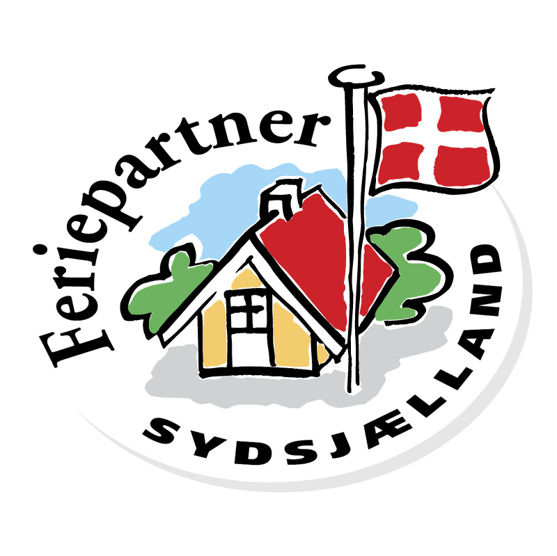 Feriepartner Sydsjaelland vector