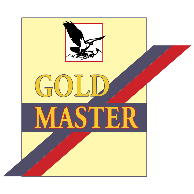 Gold Master vector