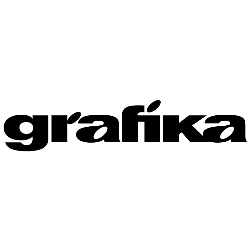 Grafika vector logo