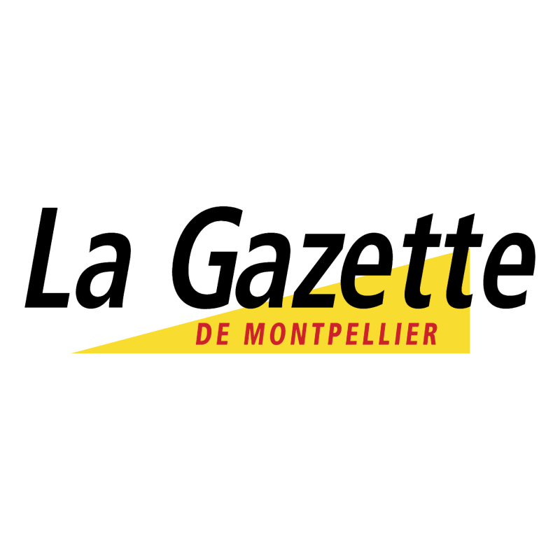 La Gazette De Montpellier vector