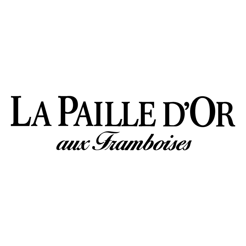La Paille D'Or vector logo