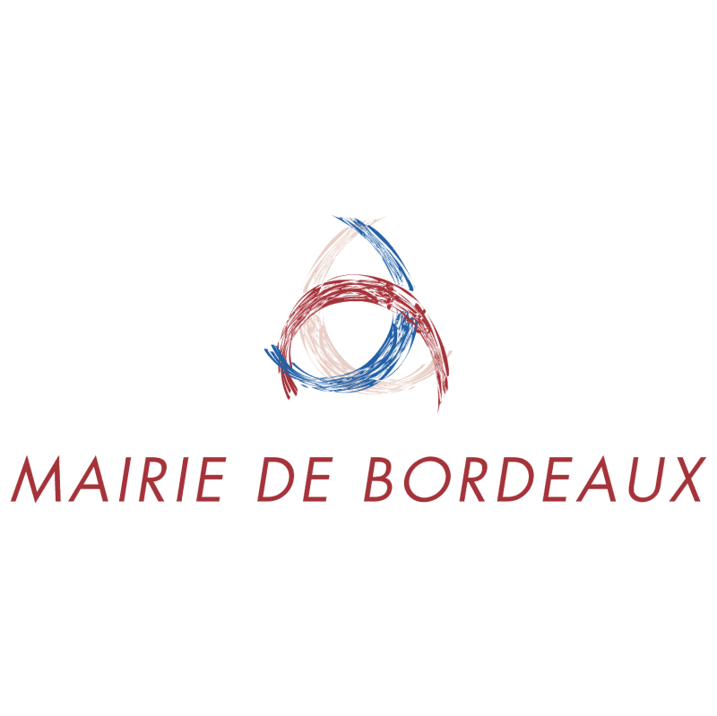 Mairie de Bordeaux vector