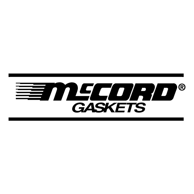 McCord Gaskets vector