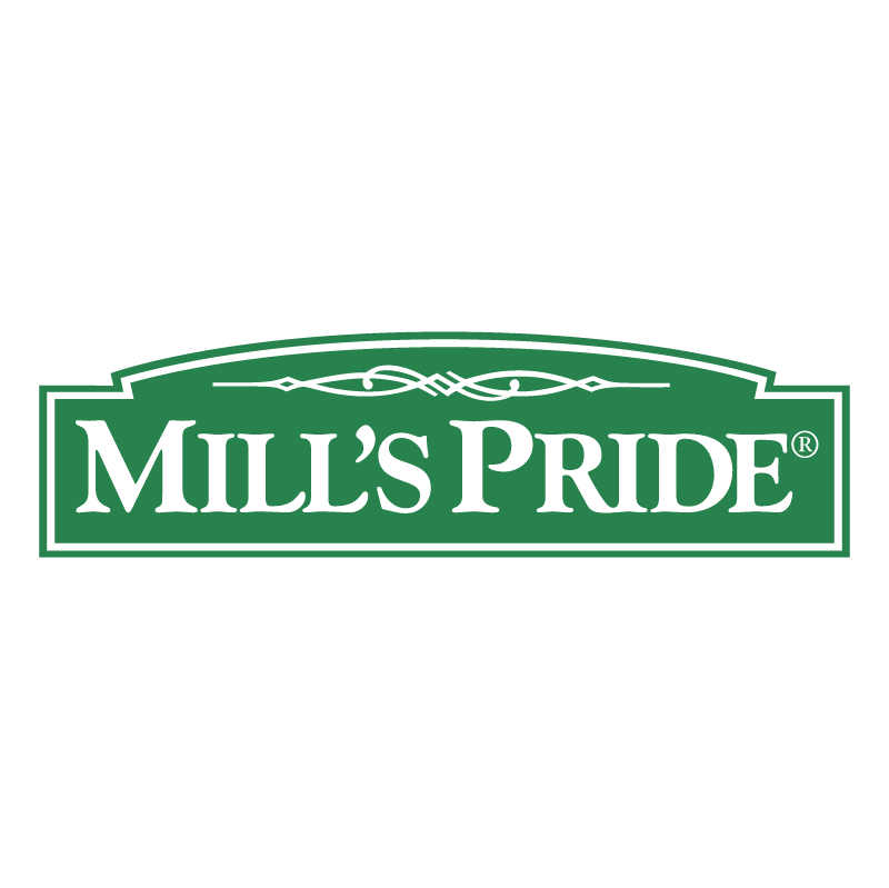 Mill's Pride vector logo