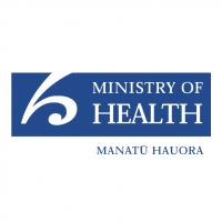 Ministry of Health Manatu Hauora vector