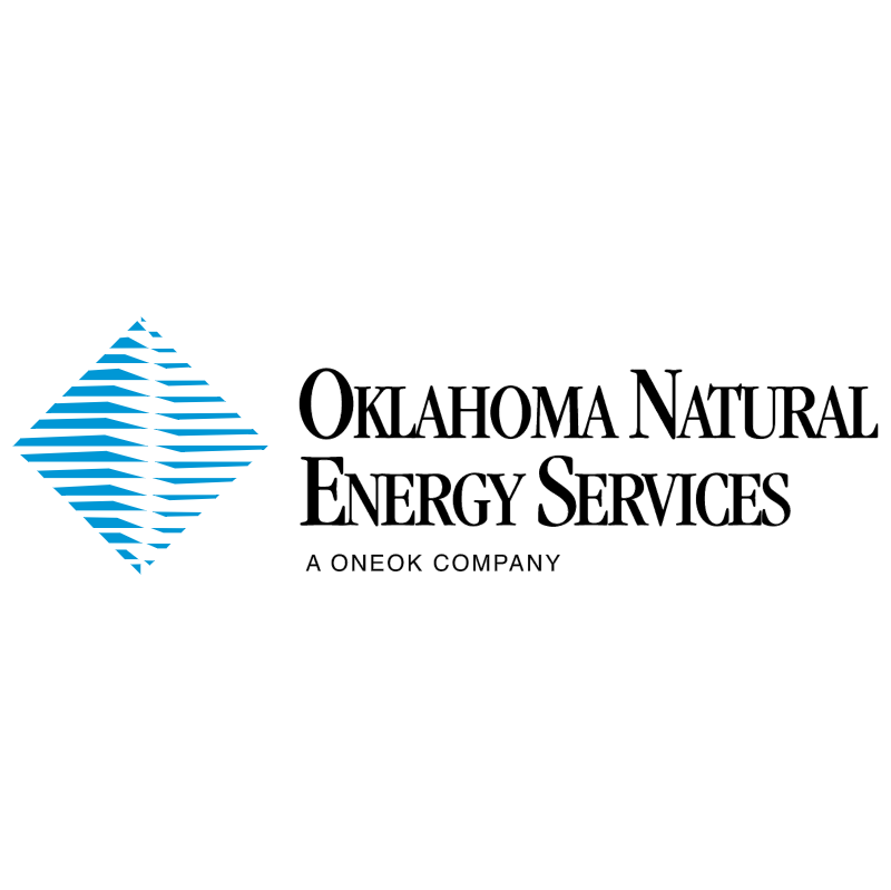 Oklahoma Natural Energy Services vector logo