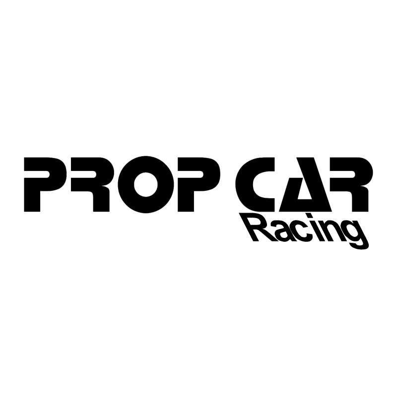 Prop Car Racing vector