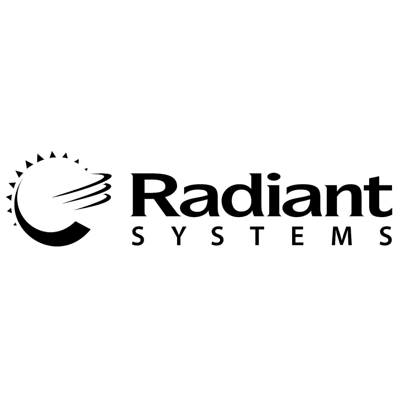 Radiant Systems vector logo