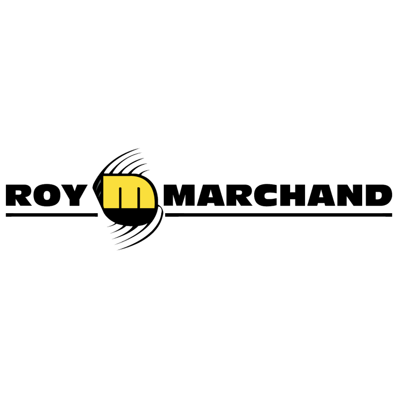 Roy Marchand vector logo