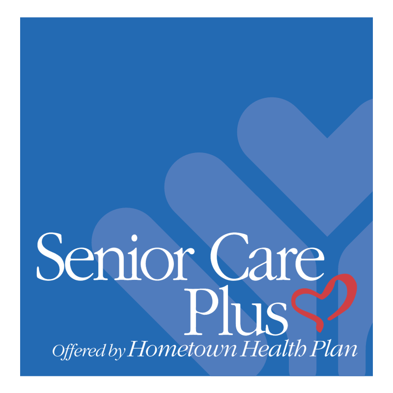 Senior Care Plus vector