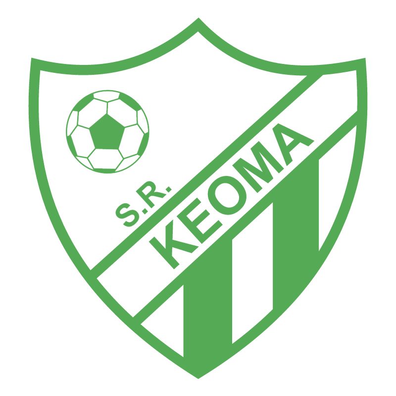 Sociedade Recreativa Keoma de Porto Alegre RS vector