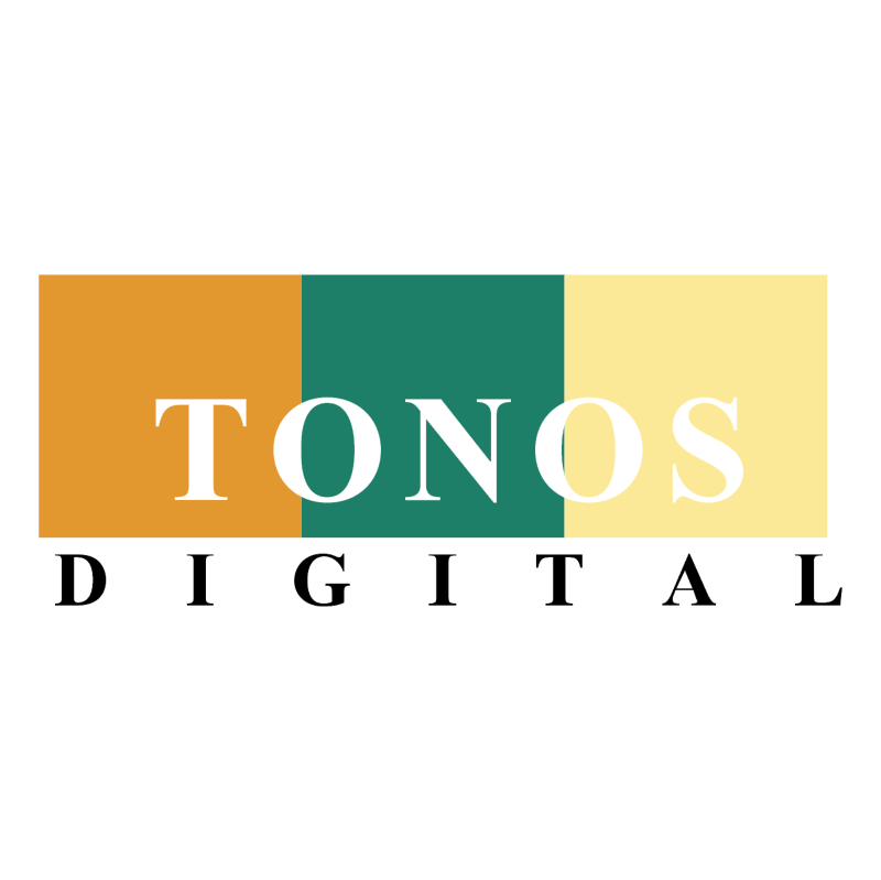 Tonos Digital vector logo