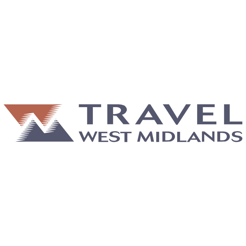 Travel Westmidlands UK vector