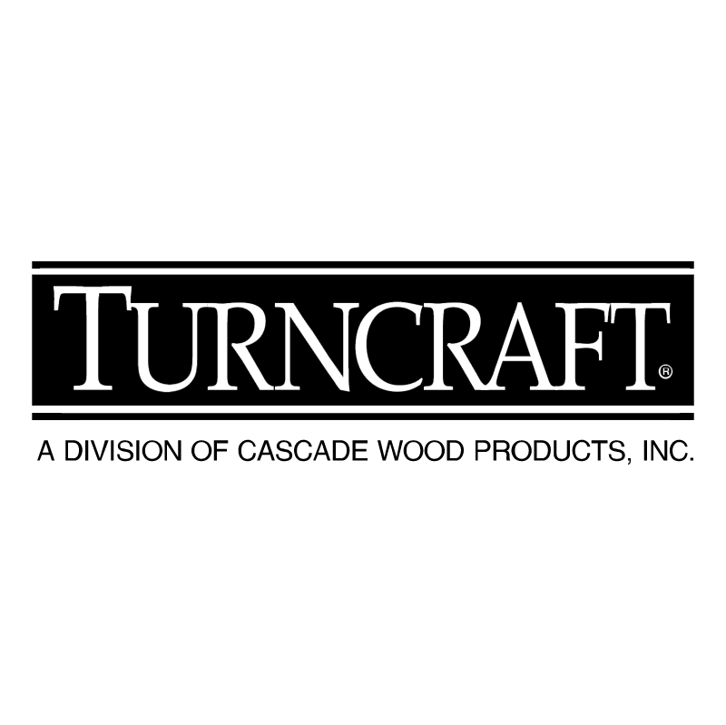 Turncraft vector logo