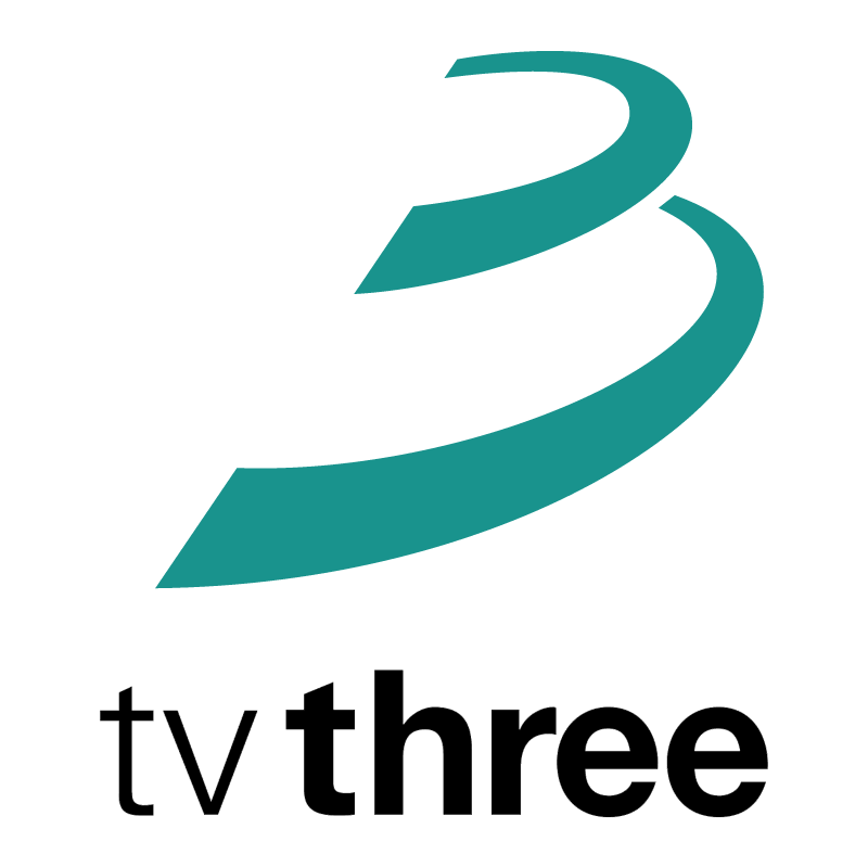 TV Three Ireland vector