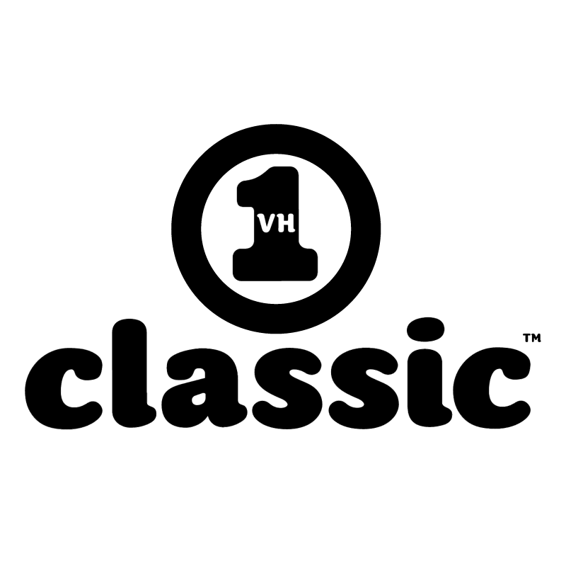 VH1 Classic vector
