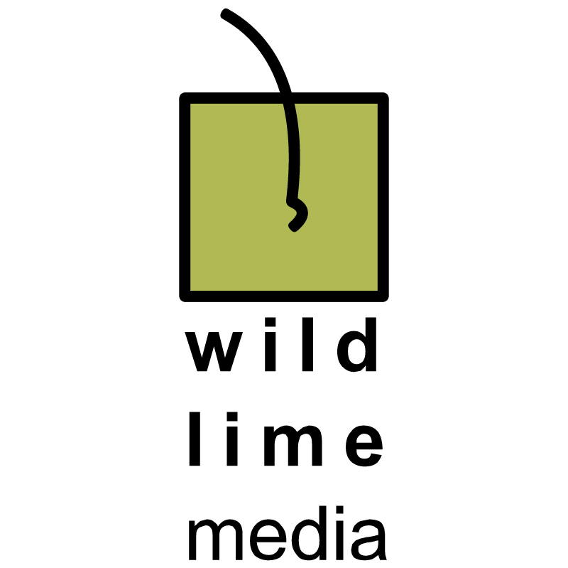 Wild Lime Media vector logo