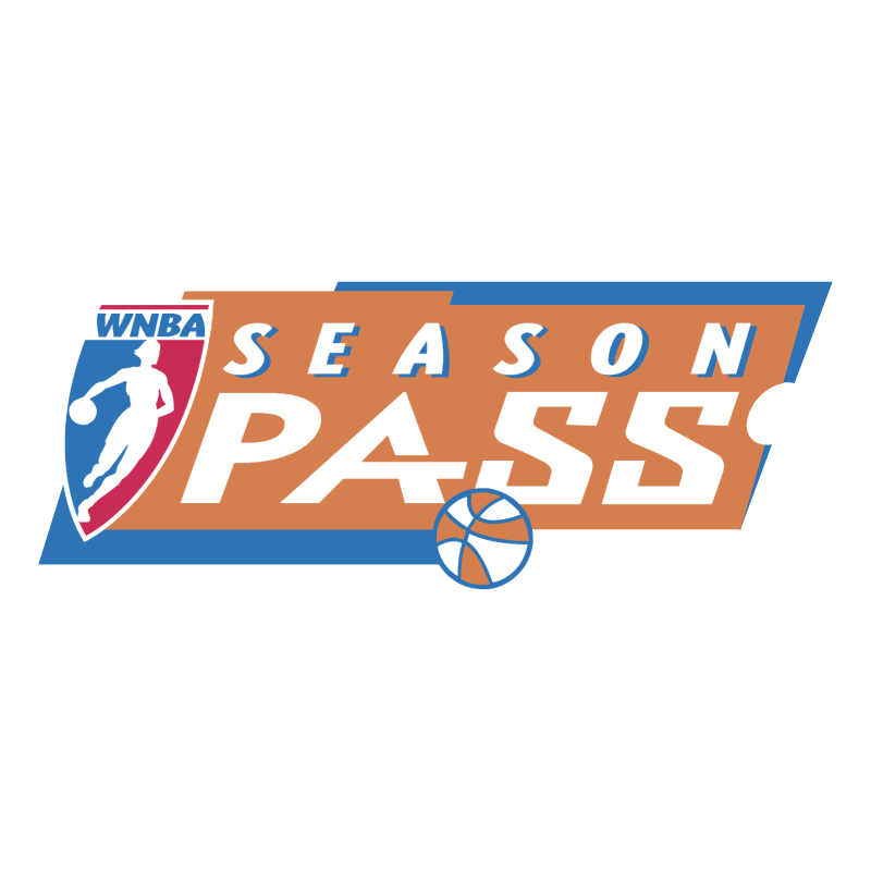 WNBA Season Pass vector