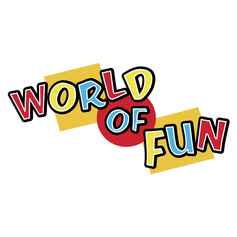 World Of Fun vector