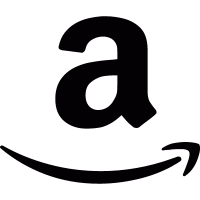 Amazon logotype vector