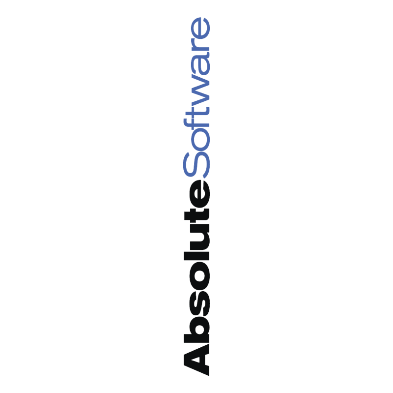 Absolute Software 43826 vector