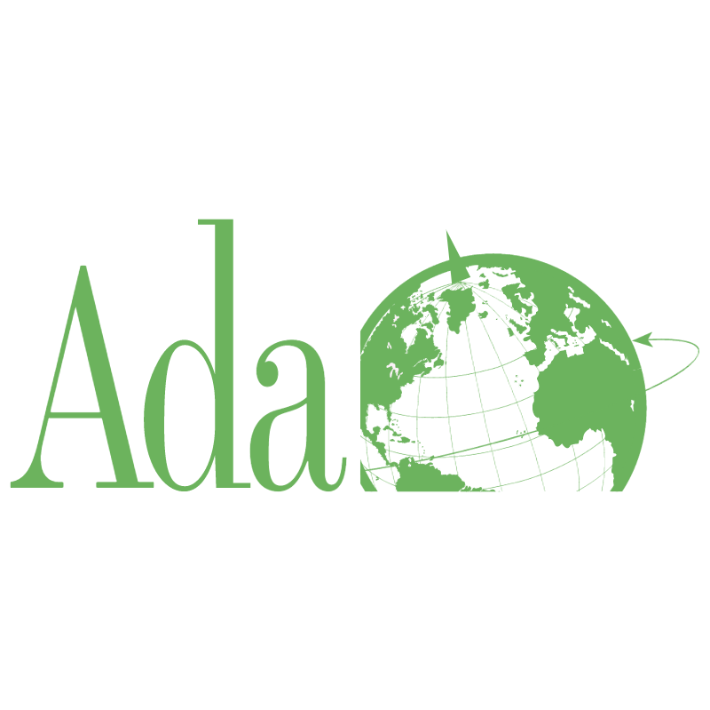 Ada World 10373 vector logo