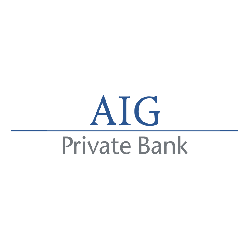 AIG Private Bank 66404 vector