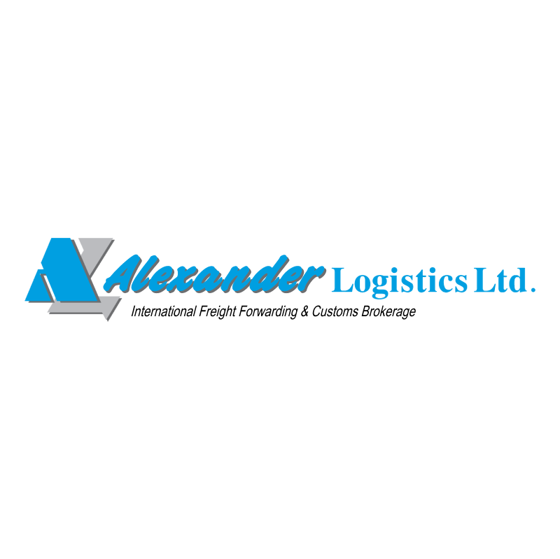 Alexander Logistics Ltd vector