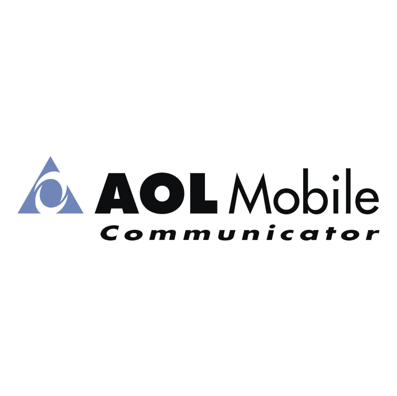 AOL Mobile Communicator 64775 vector