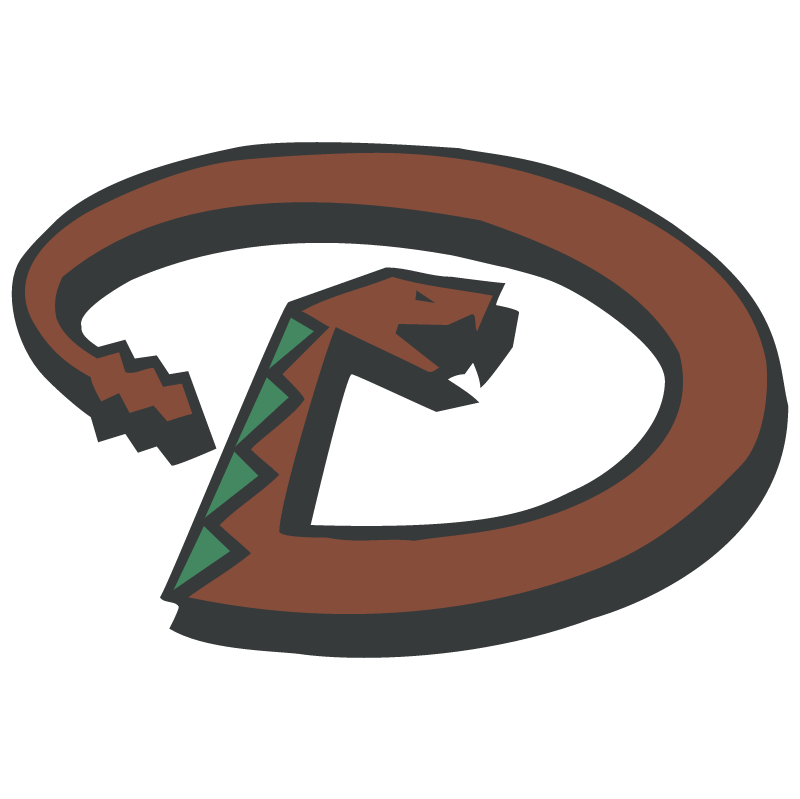 Arizona Diamond Backs 20480 vector logo