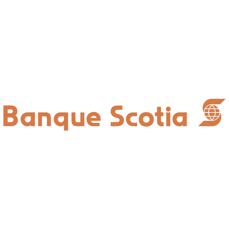 Banque Scotia vector