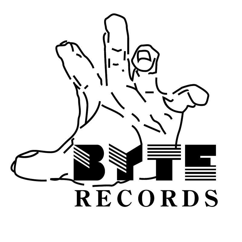 Byte Records vector logo