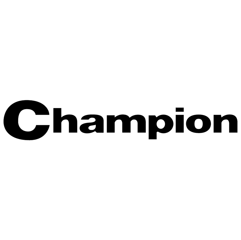Champion vector logo