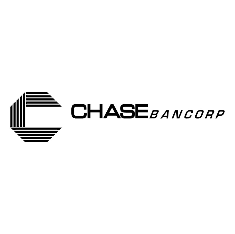 Chase Bancorp vector