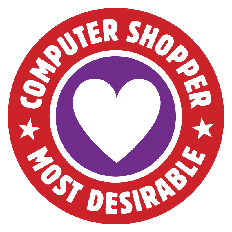 Computer Shopper vector