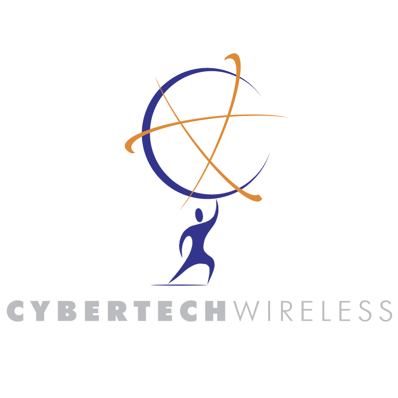 Cybertech Wireless vector logo