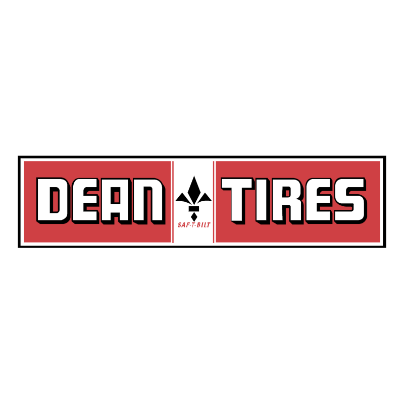 Dean Tires vector logo