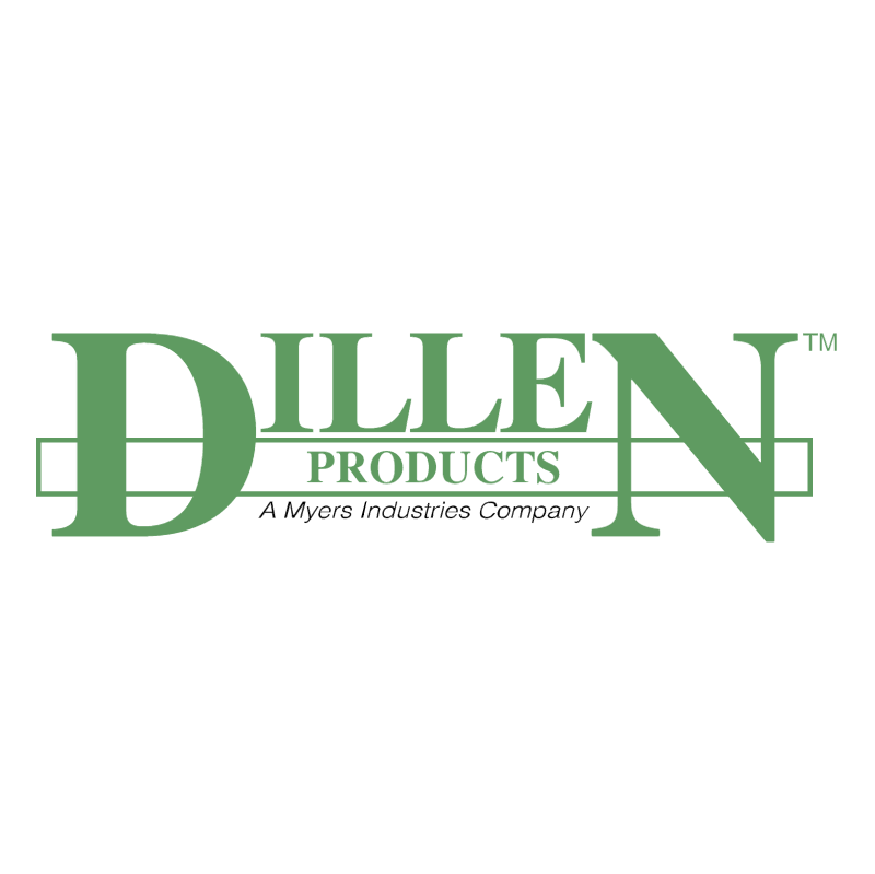 Dillen Products vector logo