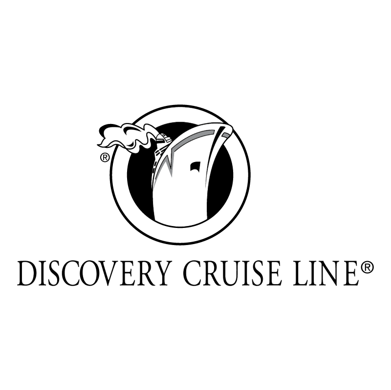 Discovery Cruise Line vector