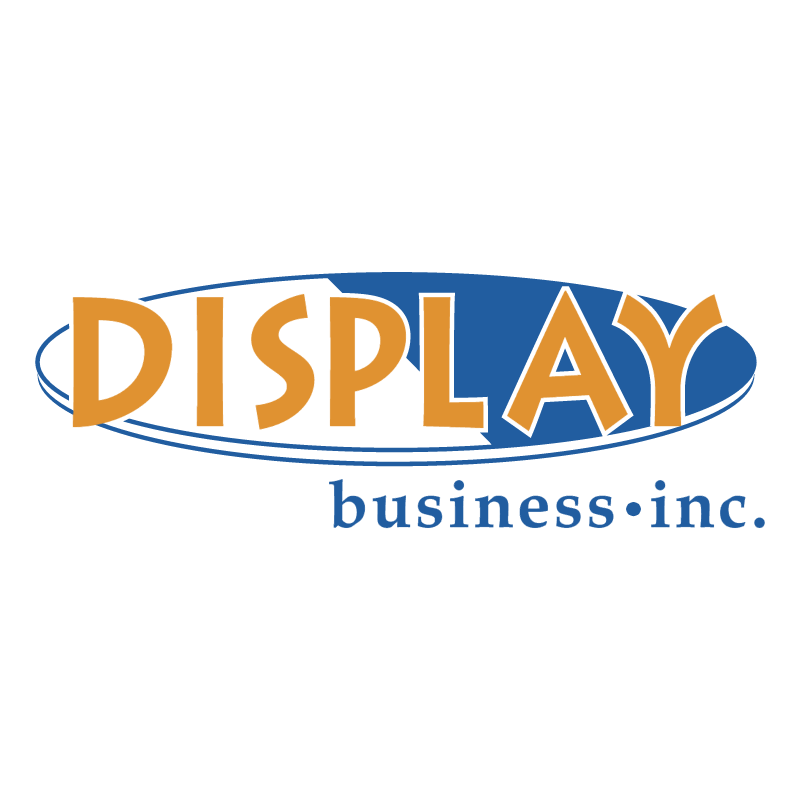Display Business Inc vector
