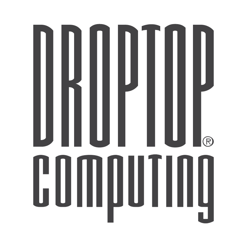 Droptop Computing vector