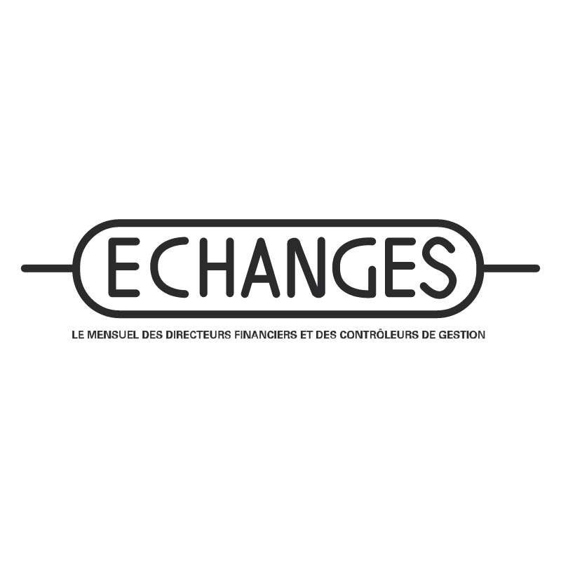 Echanges vector logo