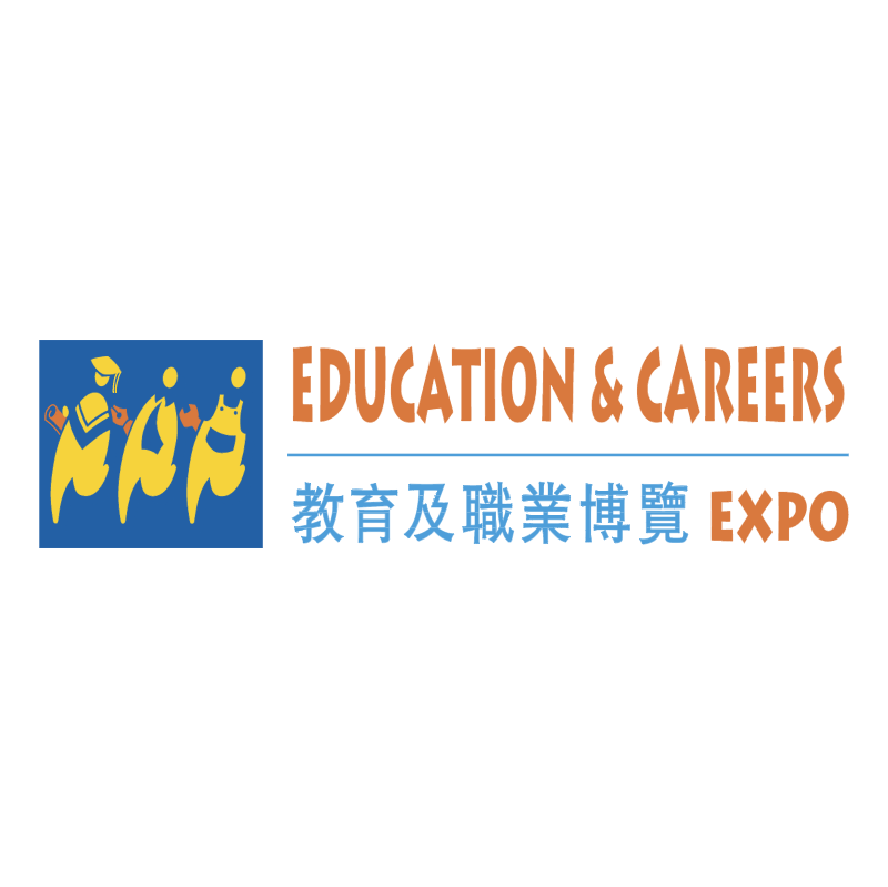Education & Careers vector logo