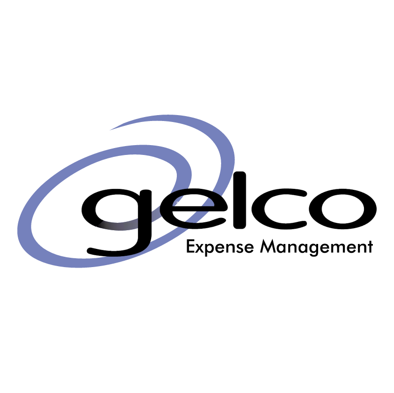 Gelco Expense Management vector logo