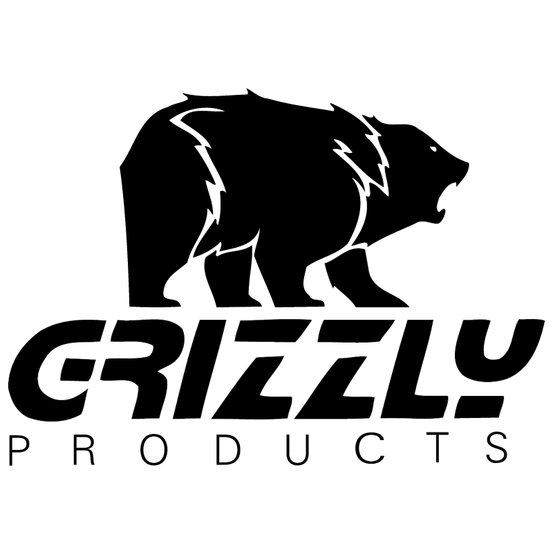 Grizzly Products vector