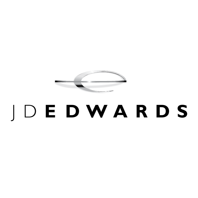 JD Edwards vector logo